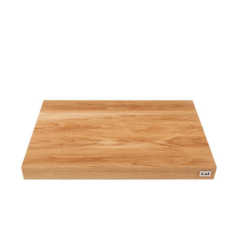 kai schneidebrett oder hackbrett 39 cm eiche dm 0789. Black Bedroom Furniture Sets. Home Design Ideas